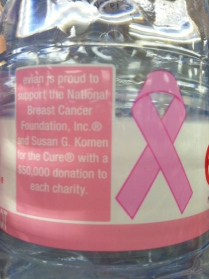 """Each Charity""? Huh? And that $50,000 max is regardless of whether you buy this bottle. This is just marketing."
