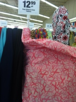 Jo Ann's fabric store.